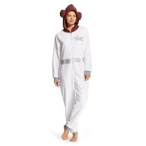 Princess Leia Star Wars Onesie